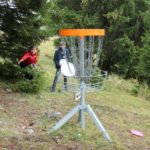 Discgolf Schulcup 2019